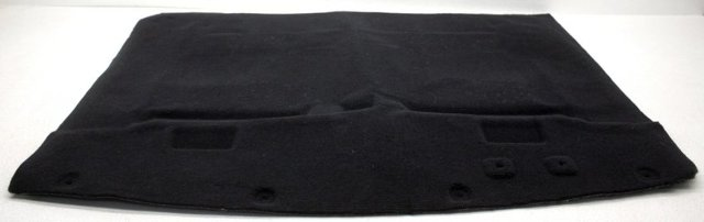 OEM Kia Sorento Rear Cargo Cover Carpet 842801U000VA Black