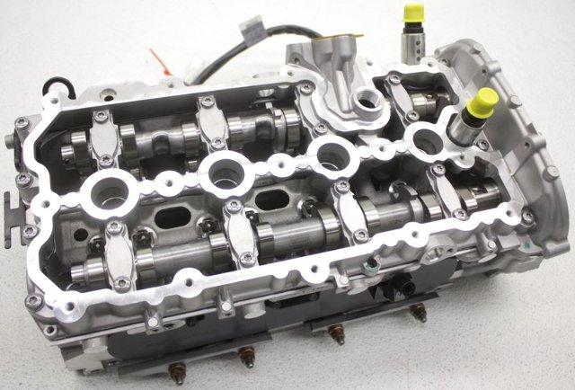 OEM Audi S5 Left Driver Side Cylinder Head 079103063BD