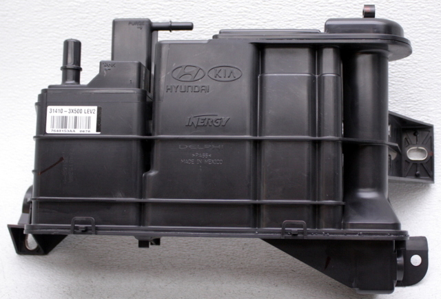 OEM Hyundai Elantra Sedan Charcoal Fuel Vapor Filter Canister 31410-3X500