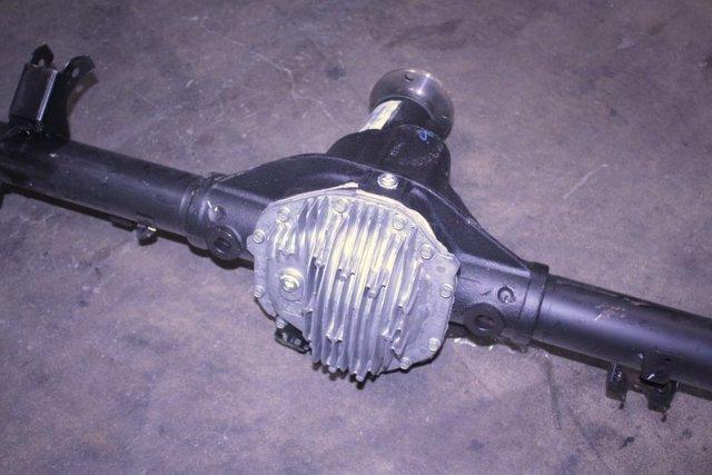 Oem Nissan Titan Rear Axle Assembly 43003 7s26a Alpha Automotive