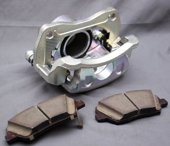 OEM Kia Sorento Left Driver Side Brake Caliper with Pads 58110-4Z000