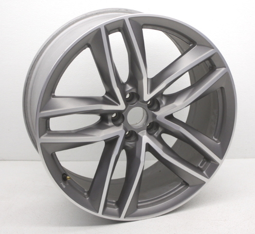 "OEM Audi Q7 21"" Alloy 5-Double Spoke Design Rim Wheel 4M0601025S"