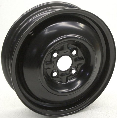 New Old Stock OEM Mazda 2, 323, Miata, Protégé 14 inch Steel Spare Wheel