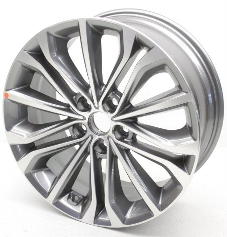 OEM Hyundai Genesis Sedan, G80 Sedan 18 inch Wheel Scratches 52910-B1150