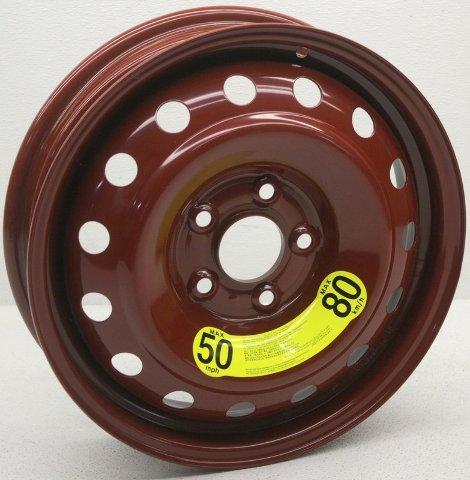 OEM Hyundai Kia Elantra Forte 16 inch Spare Steel Wheel 52910-2T910