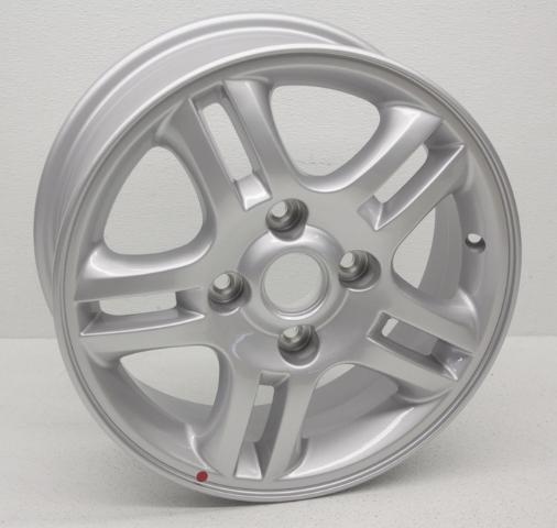 "OEM Kia Spectra 15"" 10-Spoke Alloy Rim Wheel 52910-2F600"