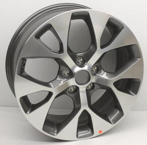 """OEM Kia Soul 18"""" Alloy Rim Wheel 52910-2K750"""
