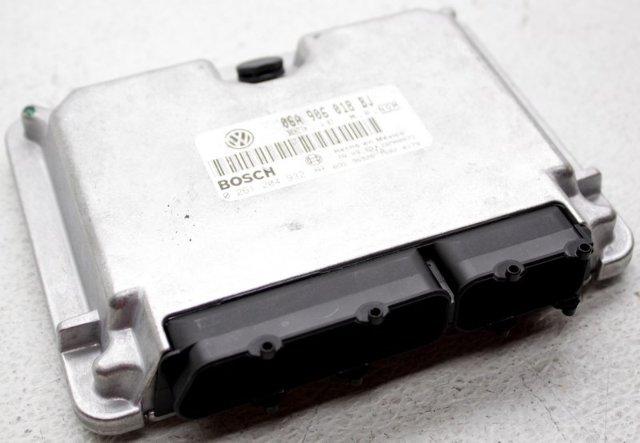 OEM Volkswagen Golf, GTI, Jetta Engine Control Module 06A906018BJ