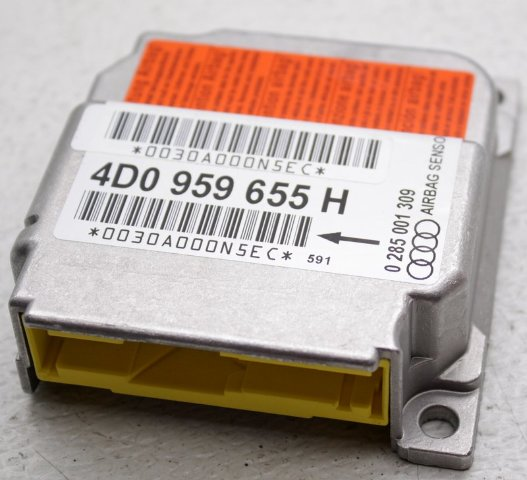 OEM Audi A8 Airbag Control Module 4D0959655H