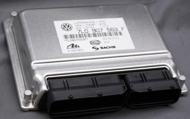 OEM Porsche, Volkswagen Cayenne, Touareg Suspension Leveling Module 7L0907553F
