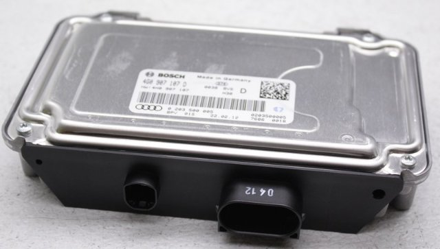 OEM Audi A8 Cruise Control Module 4G0907107D