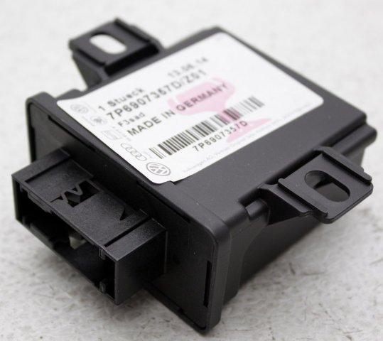 OEM Volkswagen Golf Sportwagen Headlight Control Module 7P6 907 357 D Z01