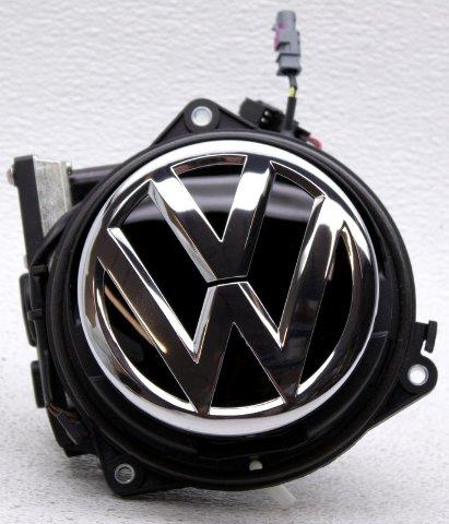 OEM Volkswagen CC  Trunk Deck Lid Release Solenoid Camera 3AE827469LFXC