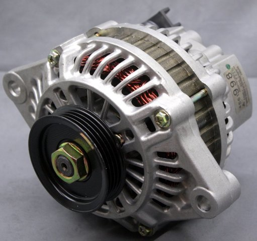 OEM Dodge Mitsubishi Eagle Avenger Eclipse Sebring Talon Alternator 04661998