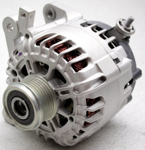 OEM Nissan Rogue Alternator 23100-4BA0A