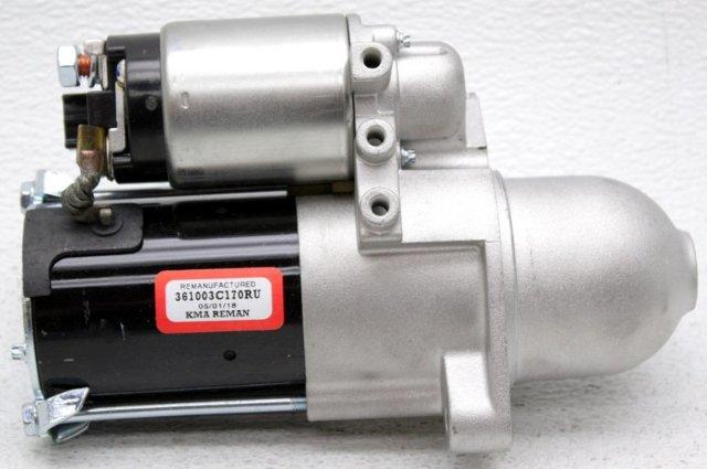 OEM Kia Sorento Starter Motor Remanufactured 36100-3C170RU