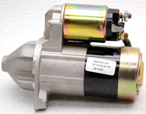 OEM Hyundai, Kia Elantra, Spectra, Tiburon, Tucson Starter Motor 36100-23160-RM
