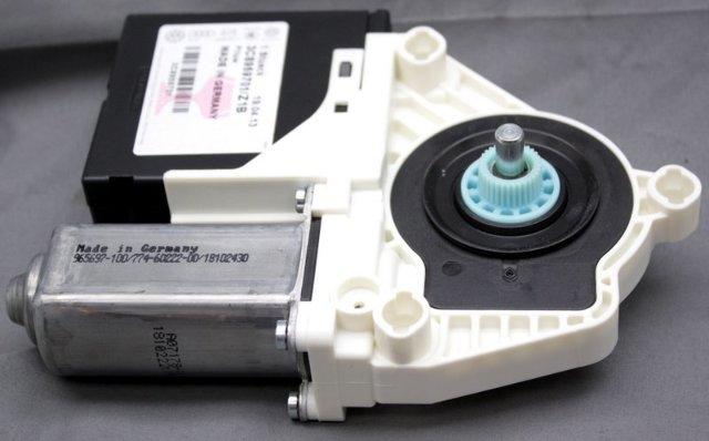 OEM Volkswagen CC Left Driver Side Power Window Motor 3C8959701