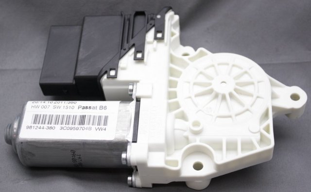 OEM Volkswagen Jetta Sedan, Jetta GLI Right Side Window Motor 3C0959704BVW1
