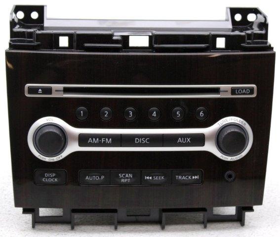 OEM Nissan Maxima S CD Player 28185-9DB2B