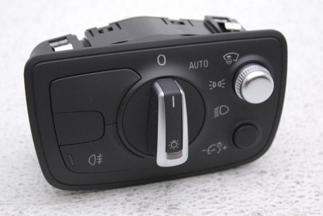 OEM Audi A6, A7, S7, RS7 Headlamp Headlight Switch 4G0941531J
