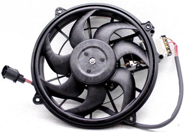 OEM Audi R8 Radiator Condenser Fan Motor 4Z7959455D