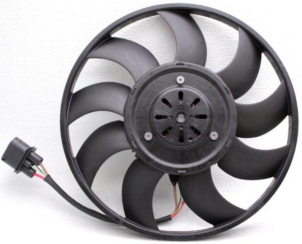 OEM Audi RS5 Radiator Condenser Fan Motor 4H0959455AE