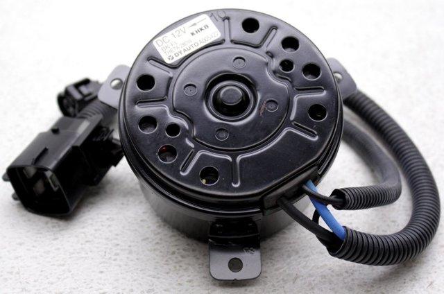 OEM Hyundai Genesis Coupe Radiator Condenser Fan Motor 25386-2M500