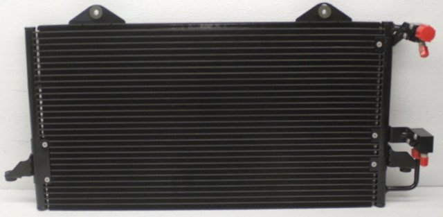 New Old Stock OEM Audi 90, Cabriolet A/C Condenser Ribs Bent