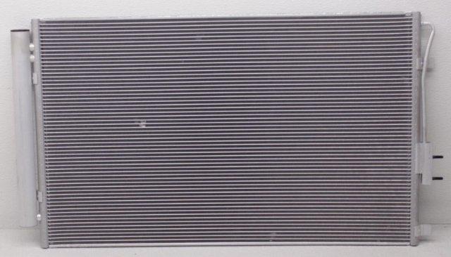 OEM Hyundai Santa Fe A/C Condenser Bent Ribs 97606-2W501