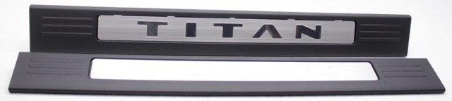 OEM Nissan Titan Front Sill Plate Kick Plate 999G6-W3100