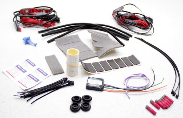 OEM Nissan Maxima Exterior LED Lighting Kit 999F4-AX009