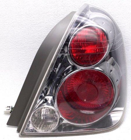 OEM Nissan Altima Right Passenger Side Halogen Tail Lamp 26550-ZB025