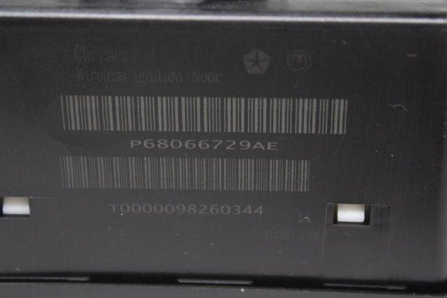 OEM Volkswagen Routan Ignition Receiver 7B0-998-021-J