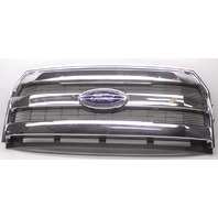 OEM Ford F150 King Ranch Grille Scratches FL3Z-8200-KA