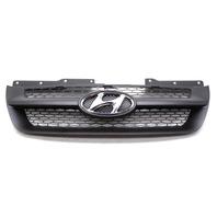 OEM Hyundai Sonata Black Upper Grille 86350-3K000