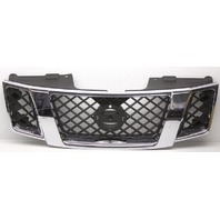 Aftermarket Grille for Nissan Pathfinder Scratches