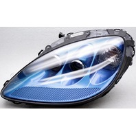 OEM Chevrolet Corvette Left Driver Side Headlamp Scratches Jetstream Blue 85U