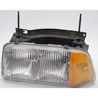 OEM Oldsmobile Bravada Left Driver Side Headlamp Lens Scratches