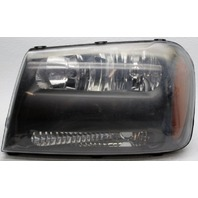 OEM Chevrolet Trailblazer, Trailblazer EXT Left Driver Side Headlamp Lens Crack