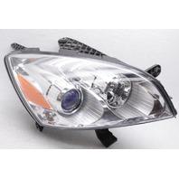 OEM Saturn Outlook Right Passenger Side Halogen Headlamp Tab Crack  25831298
