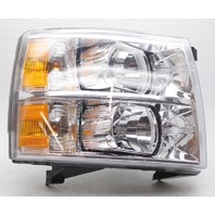 OEM Chevrolet Silverado 1500 Right Headlamp 22853028 2 Tabs Gone & Peg Gone