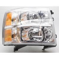 OEM Chevrolet Silverado 1500 Right Headlamp 22853028 Grille Tab Gone & Peg Gone