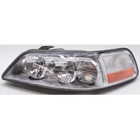 OEM Lincoln Town Car Left Driver Side Halogen Headlamp Lens Scratches