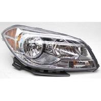 OEM Chevrolet Malibu Right Headlamp Tab Gone & Lens Scratches 25984637