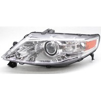 OEM Lincoln MKS Left HID Headlamp Bare AA5Z-13008-E Small Bezel Scratches