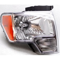 OEM Ford F150 Right Passenger Side Halogen Headlamp Tab Missing DL3Z-13008-A