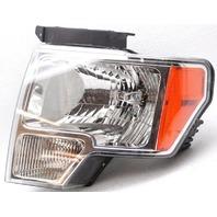 OEM Ford F150 Left Driver Side Halogen Headlamp Tab Chip DL3Z13008B