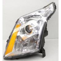 OEM Cadillac SRX Left Driver Side Halogen Headlamp Tab Missing