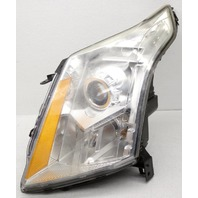 OEM Cadillac SRX Left Driver Side Halogen Headlamp Chrome Flaw